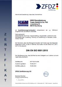 Zertifikat_9001