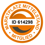 Marktplatz Mittelstand Siegel