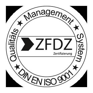 ZFDZ Zertifizierung